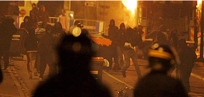 Vuelve a arder París, cómo no